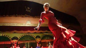 Intercambio Rumania danzas tradicionales